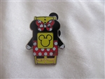 Disney Trading Pin 102262: WDW - 2014 Hidden Mickey Series - Character MagicBands - Minnie Mouse