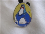 Disney Trading Pin 102273: WDW - 2014 Hidden Mickey Series - Disney Birds - Lady Kluck