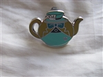 2014 Hidden Mickey Series - Alice in Wonderland Teapots - Mad Hatter