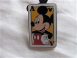 Disney Trading Pin 102294: DLR - 2014 Hidden Mickey Series - Deck of Cards - Mickey Mouse