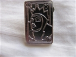 Disney Trading Pin  102308: DLR - 2014 Hidden Mickey Series - Deck of Cards - Evil Queen CHASER
