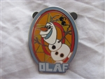 Disney Trading Pin 102360 DLP - Frozen Booster Set - Olaf ONLY