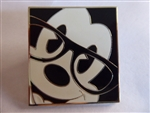 Disney Trading Pin 102365: Mickey Mouse with Glasses