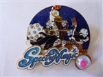 Disney Trading Pin  102416: Piece of Disney History 2014 - SpectroMagic - Fantasia Ostrich