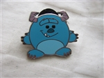 Disney Trading Pin 102420 Magical Mystery Pins - Series 7 - Sulley Only