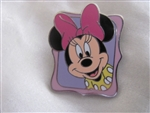 Disney Trading Pin 102715: Peeking Mickey Mouse & Friends Starter Set: Minnie Only