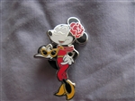 Disney Trading Pin 102785: Minnie with sunglasses