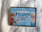 Disney Trading Pin  102802: WDW - Frozen Summer Fun 2014