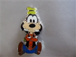 Disney Trading Pins 102835: Big Head Art Booster Set Goofy Only
