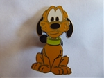 Disney Trading Pins 102836: Big Head Art Booster Set Pluto Only