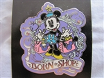 Disney Trading Pins 102840: Minnie Mouse Born to Shop