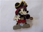 Disney Trading Pins 102851: Pirate Mickey Mouse