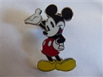 Disney Trading Pins 102857: Character Booster Set Mickey only