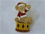 Disney Trading Pin 102907 DLP - Duffy Sitting On A Drum (Tambour)