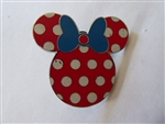 Disney Trading Pin 102941: Minnie with Blue Bow