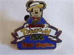 Disney Trading Pins 1032 WDW - Mickey's Toontown Fair - Magic Kingdom