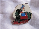 Disney Trading Pin  103340: PWP Collection - Train Conductor - Chip