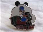 Disney Trading Pin   103342: PWP Collection - Train Conductor - Dale