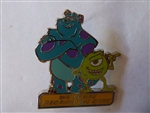 Disney Trading Pin 103377: Mike and Sully – We Scare because we Care