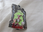 Disney Trading Pin 103448 All Tricks, No Treats - Boxed Set - Oogie Boogie, Lock, Shock, Barrel (Completer Pin) ONLY