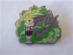 Disney Trading Pin 103873 DSSH - Pin Trader's Delight - Maleficent As Dragon