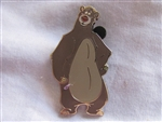 Disney Trading Pin 104012: Baloo and Mowgli 2 pin set - Baloo Only