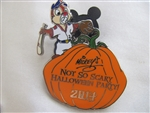 Disney Trading Pin 104144: WDW - Mickey's Not So Scary Halloween Party 2014 - Mystery Collection - Dale ONLY