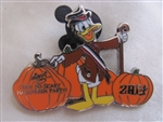 Disney Trading Pin 104146: WDW - Mickey's Not So Scary Halloween Party 2014 - Mystery Collection - Donald ONLY