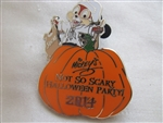 Disney Trading Pin 104149: WDW - Mickey's Not So Scary Halloween Party 2014 - Mystery Collection - Chip ONLY