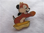 Disney Trading Pin 104973: Chip & Dale – Playing Around (chip only)