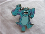 Disney Trading Pin 104979: Monster University Mike and Sully Running (Sully only)