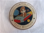 Disney Trading Pin 1054 DL - 35 Years of Magic Set - Space Mountain (Dale)