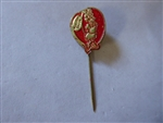 Disney Trading pins 10578 Daisy Duck Stick Pin Red