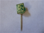 Disney Trading pins 10598 Wolfje Stick Pin Green