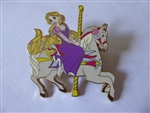 Disney Trading Pin  106245 WDI - Rapunzel at Disneyland - Rapunzel Riding Jingles The Carousel Horse Artist Proof