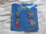 Disney Trading Pin  106833: Stitch Booster Pack