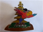 Disney Trading Pin 106388: DLR - Disneyland Mystery Collection - Iago ONLY