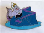 Disney Trading Pin 106390: DLR - Disneyland Mystery Collection - Ursula ONLY