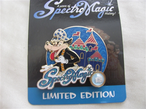 803d23378fc5 Disney Trading Pin 106446  WDW - Piece of Disney History 2014 -  SpectroMagic - Big Bad Wolf