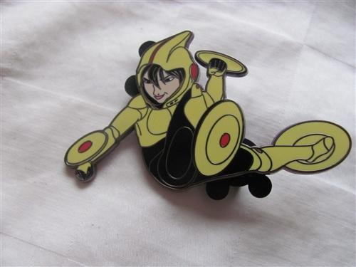 Disney Trading Pin 106527 Dssh Big Hero 6 Gogo