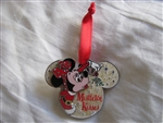 2014 Christmas Ornament - Minnie Mistletoe Kisses