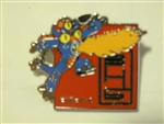 Disney Trading Pin 106752: Big Hero 6 Booster - Fred Only