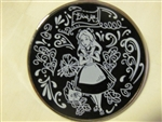 Disney Trading Pin 106755: Alice Sketch Booster - Drink Me Only