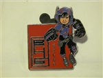 Disney Trading Pin 106765: Big Hero 6 Booster - Hiro Hamada only