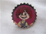 Disney Trading Pin 106864: Carl and Ellie Bottle Caps (2 Pin Set) - Ellie ONLY