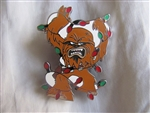 Disney Trading Pin 106915: Chewbacca covered in lights