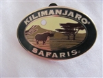 Disney Trading Pins 106917: WDW - Kilimanjaro Safaris Attraction Logo (Large Version)