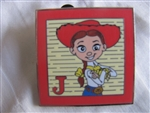 Disney Trading Pin  106922: Toy Story 3 Mini-Pin Set - Jessie only