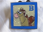Disney Trading Pin  106925: Toy Story 3 Mini-Pin Set - bullesye only