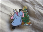 Disney Trading Pin 106936: Fairy Godmother Toys 4 Tots Pin LE 500